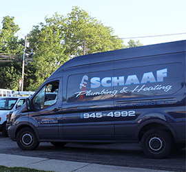 schaaf plumbing & heating inc